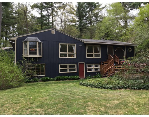 Single Family Home for Sale at 43 West Pelham Road Shutesbury, Massachusetts 01072 United States