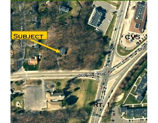 Land for Sale at 9 Hoppin Hill Avenue North Attleboro, Massachusetts 02760 United States