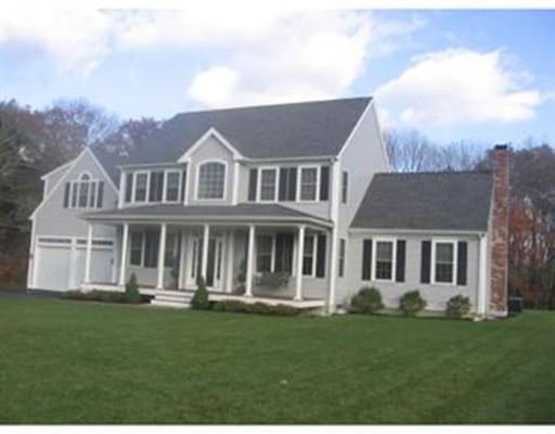 Single Family Home for Sale at 371 Elm Street Hanson, Massachusetts 02341 United States