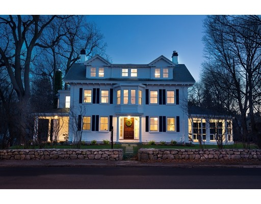 Single Family Home for Sale at 83 Summer Street Hingham, Massachusetts 02043 United States