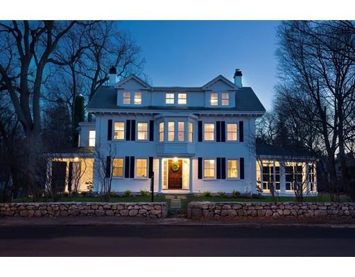 Maison unifamiliale pour l Vente à 83 Summer Street 83 Summer Street Hingham, Massachusetts 02043 États-Unis