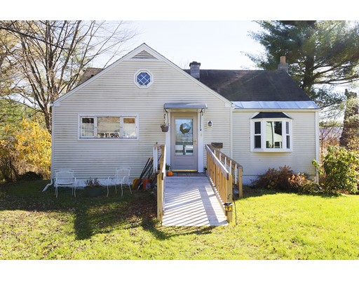 Casa Unifamiliar por un Venta en 54 Charles Street Williamstown, Massachusetts 01267 Estados Unidos