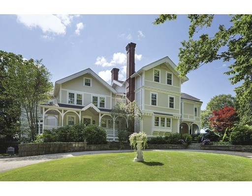 Single Family Home for Sale at 155 West Street Beverly, Massachusetts 01915 United States