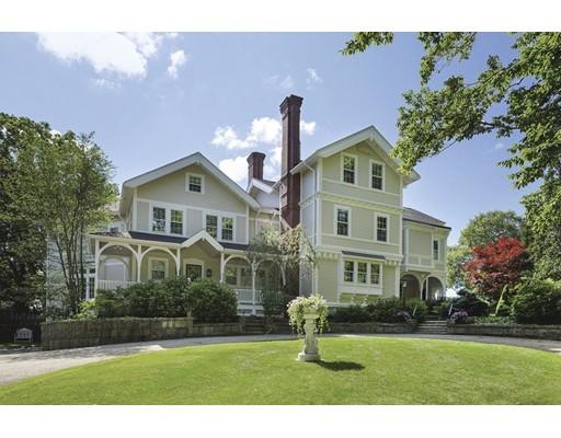 Maison unifamiliale pour l Vente à 155 West Street Beverly, Massachusetts 01915 États-Unis