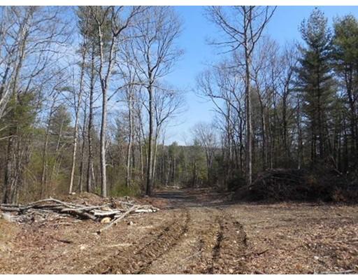 Terrain pour l Vente à 14 Daniel Shays Highway Pelham, Massachusetts 01002 États-Unis