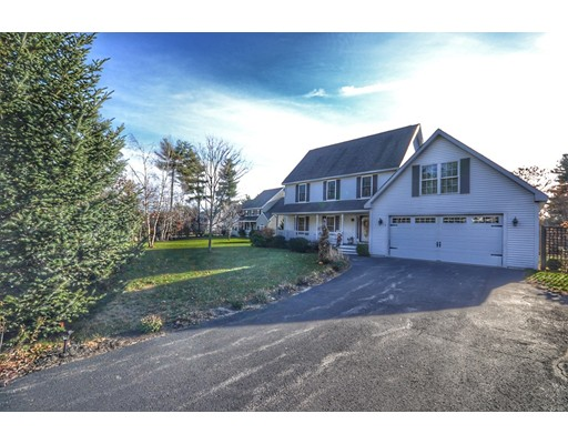 Single Family Home for Sale at 38 Village Corner Road Wolfeboro, New Hampshire 03864 United States
