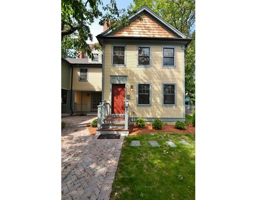 共管式独立产权公寓 为 销售 在 39 Oxford Street Somerville, 马萨诸塞州 02143 美国