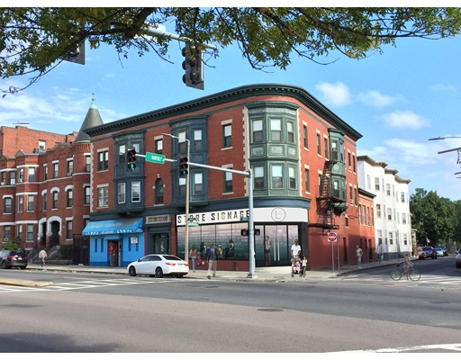 Commercial for Rent at 258 Warren Street 258 Warren Street Boston, Massachusetts 02119 United States
