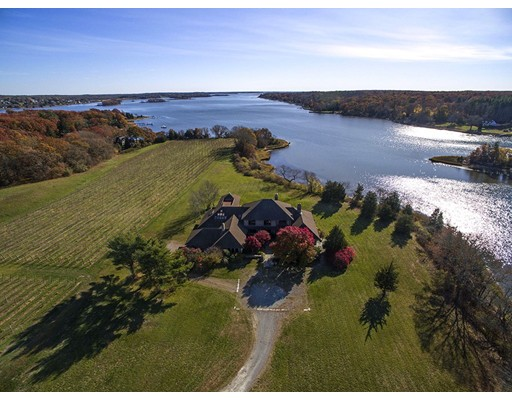 Single Family Home for Sale at 85 Cadmans Neck Road Westport, Massachusetts 02790 United States