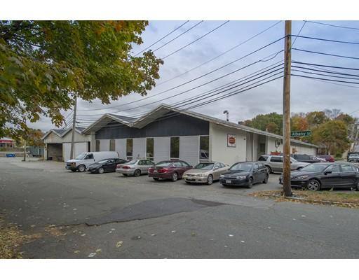 商用 为 销售 在 281 Newtonville Avenue 牛顿, 马萨诸塞州 02460 美国
