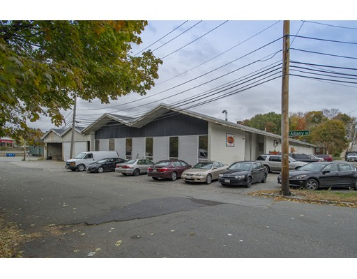 Commercial for Sale at 281 Newtonville Avenue Newton, Massachusetts 02460 United States