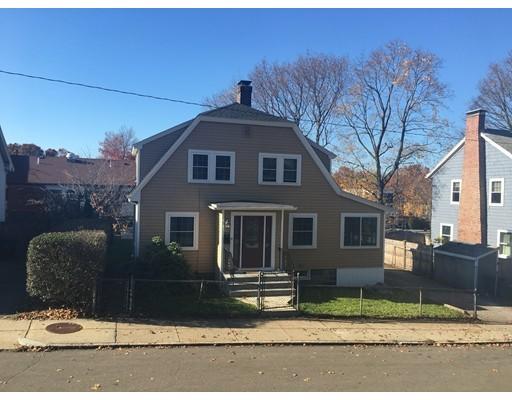 Single Family Home for Sale at 255 Wachusett Street Boston, Massachusetts 02130 United States