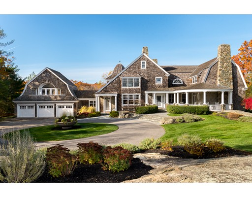 Single Family Home for Sale at 202 Jerusalem Road Cohasset, Massachusetts 02025 United States
