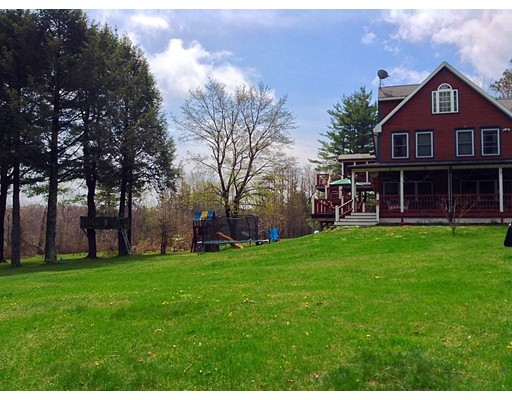 Single Family Home for Sale at 18 West Shore Drive Goshen, Massachusetts 01032 United States