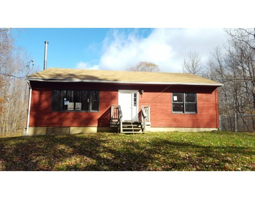 Single Family Home for Sale at 689 Skyline Trail Chester, Massachusetts 01011 United States