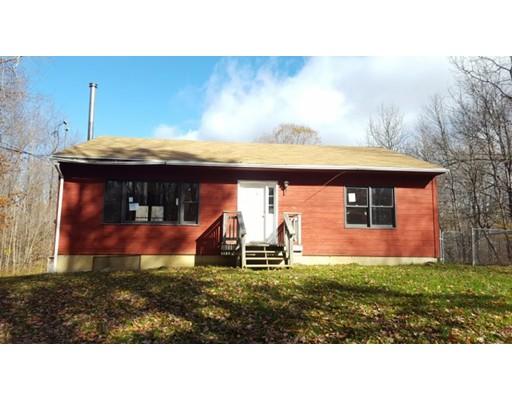独户住宅 为 销售 在 689 Skyline Trail Chester, 马萨诸塞州 01011 美国