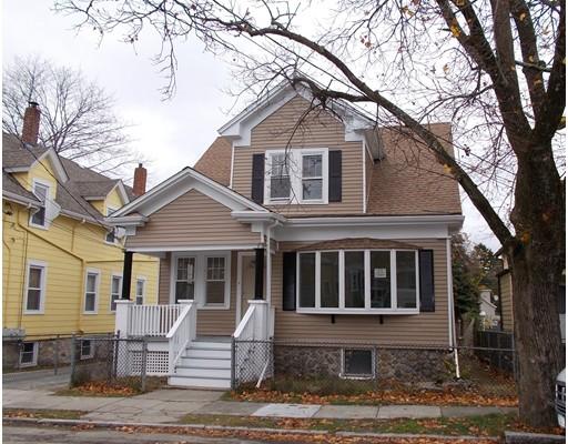 独户住宅 为 销售 在 24 Bullock Street New Bedford, Massachusetts 02740 United States