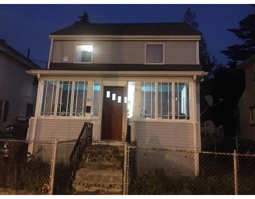 Casa Unifamiliar por un Venta en 184 Bell Rock Street Everett, Massachusetts 02149 Estados Unidos