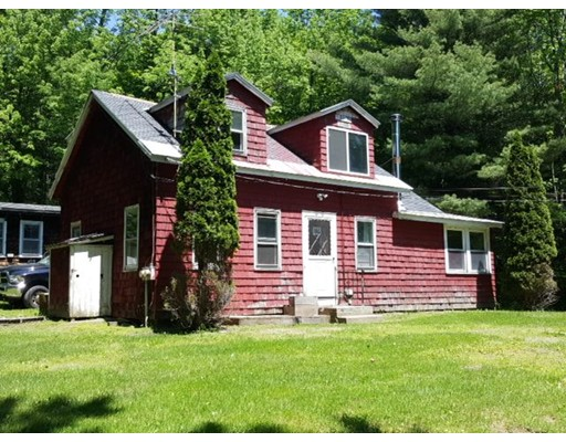 Single Family Home for Sale at 386 W Main Street Plainfield, Massachusetts 01070 United States