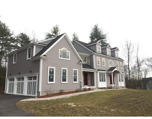 Casa Unifamiliar por un Venta en 7 Ammidon Road Mendon, Massachusetts 01756 Estados Unidos