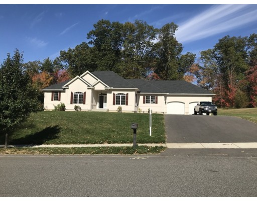 Single Family Home for Sale at 155 Parker Lane Ludlow, Massachusetts 01056 United States