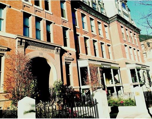 Additional photo for property listing at 201 Newbury Street  Boston, Massachusetts 02116 Estados Unidos