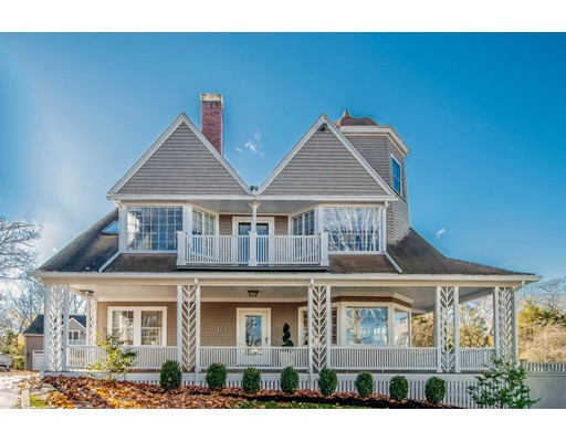 Casa Unifamiliar por un Venta en 11 Littles Point Road Swampscott, Massachusetts 01907 Estados Unidos
