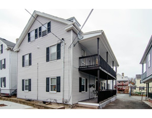Multi-Family Home for Sale at 17 Tracey Street Peabody, Massachusetts 01960 United States