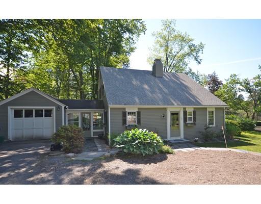 Частный односемейный дом для того Продажа на 155 E Pleasant Street Amherst, Массачусетс 01002 Соединенные Штаты