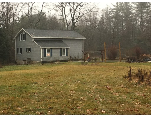 Single Family Home for Sale at 56 Vincent Road Charlemont, Massachusetts 01339 United States