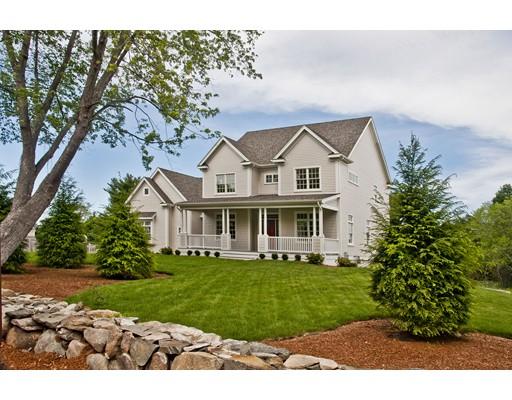 独户住宅 为 销售 在 65 Ellis Street (Applegate Farm) 梅德韦, 马萨诸塞州 02053 美国