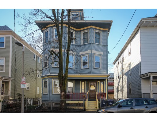 Condominium for Sale at 15 Spalding street Boston, Massachusetts 02130 United States