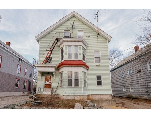 Multi-Family Home for Sale at 75 Hope Street Millville, Massachusetts 01529 United States