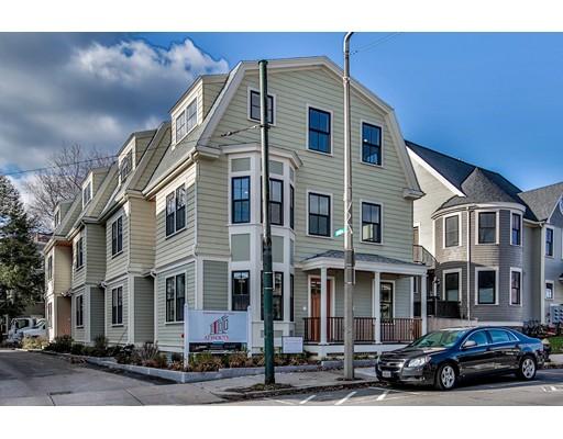 Condominium for Sale at 1 Atwood Square Boston, Massachusetts 02130 United States
