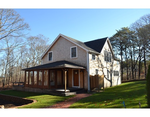 Single Family Home for Sale at 289 The Boulevard Edgartown, Massachusetts 02539 United States