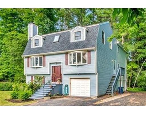 独户住宅 为 销售 在 9 Kingsdal Burlington, 马萨诸塞州 01803 美国