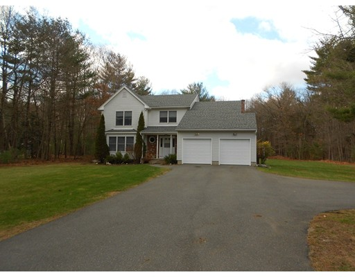 Single Family Home for Sale at 13 Glendale Woods Drive Southampton, Massachusetts 01073 United States