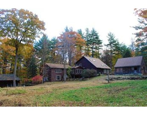 Single Family Home for Sale at 409 Gale Road 409 Gale Road Warwick, Massachusetts 01378 United States