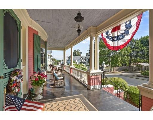 Single Family Home for Sale at 89 Harvard Street Lowell, Massachusetts 01851 United States