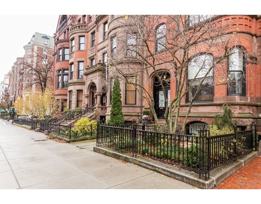 Condominium for Sale at 202 Commonwealth Avenue #1 Boston, Massachusetts 02116 United States