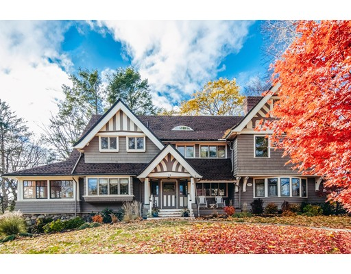 19 Burnham Road, Newton, MA 02465
