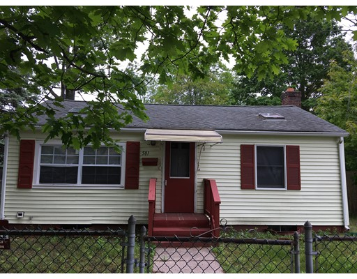 501 Berkshire Ave, Springfield, MA 01109