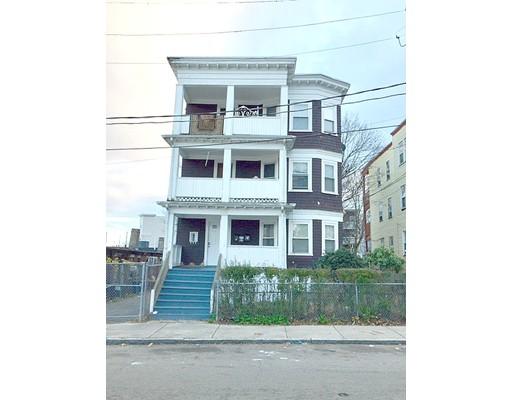 Multi-Family Home for Sale at 120 Fuller Street Boston, Massachusetts 02124 United States