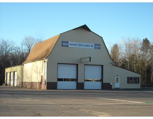 Commercial for Sale at 750 W Broadway Gardner, Massachusetts 01440 United States