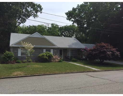 Single Family Home for Sale at 150 Naushon Road Pawtucket, Rhode Island 02861 United States