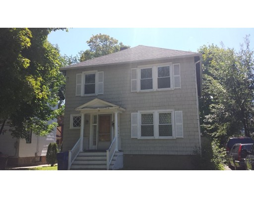 Single Family Home for Rent at 26 Bowers Street Newton, Massachusetts 02460 United States
