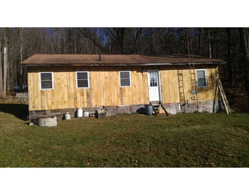 Single Family Home for Sale at 34 Bromley Road Chester, Massachusetts 01050 United States