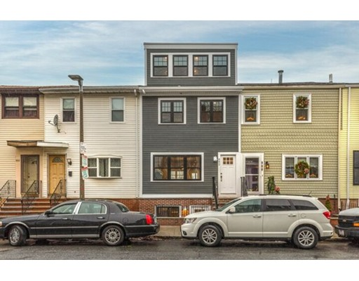 Single Family Home for Sale at 892 East 2nd Boston, Massachusetts 02127 United States