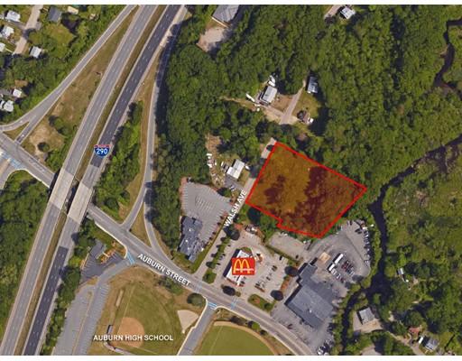 Land for Sale at 12 Walsh Avenue 12 Walsh Avenue Auburn, Massachusetts 01501 United States