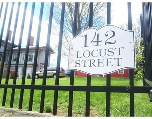 Single Family Home for Sale at 142 Locust Street Danvers, Massachusetts 01923 United States